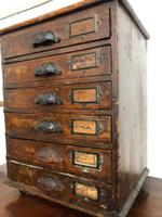 Small Chest of Drawers c.1910 (2 of 8)