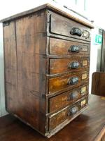 Small Chest of Drawers c.1910 (4 of 8)