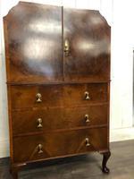 Art Deco Linen Cabinet (3 of 7)