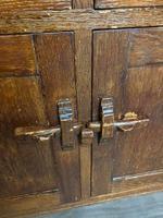 Arts & Crafts Dwarf Kitchen Dresser (6 of 8)