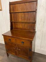 Arts & Crafts Dwarf Kitchen Dresser (3 of 8)
