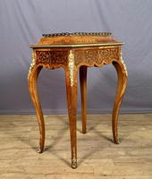 French Kingwood Marquetry Inlaid Jardinière / Wine Cooler (4 of 10)