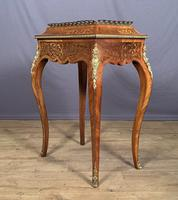 French Kingwood Marquetry Inlaid Jardinière / Wine Cooler (2 of 10)
