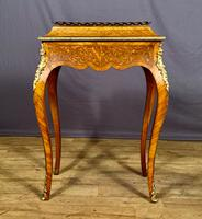 French Kingwood Marquetry Inlaid Jardinière / Wine Cooler (6 of 10)