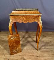 French Kingwood Marquetry Inlaid Jardinière / Wine Cooler (9 of 10)