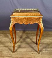 French Kingwood Marquetry Inlaid Jardinière / Wine Cooler (7 of 10)