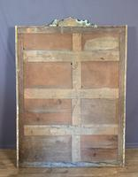 Superb Large French Chateau Painted Mirror (2 of 14)