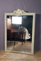 Superb Large French Chateau Painted Mirror (10 of 14)