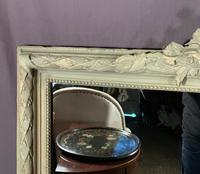 Superb Large French Chateau Painted Mirror (9 of 14)