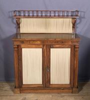 Pretty Small Proportioned Rosewood William 1V Chiffonier (2 of 7)