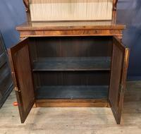 Pretty Small Proportioned Rosewood William 1V Chiffonier (3 of 7)