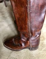 19th Century French Calvary High Boots (7 of 7)