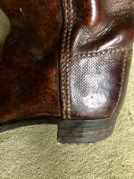 19th Century French Calvary High Boots (2 of 7)