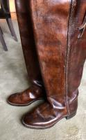 19th Century French Calvary High Boots (4 of 7)