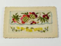 Two First World War Embroidered Postcards (2 of 6)