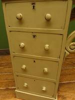 Antique Painted Davenport Desk with Lift Up Lid (8 of 16)