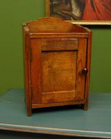 Small Antique Pine Cabinet (2 of 10)