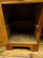 Small Antique Early 20th Century Pine Desk, Small Cottage Desk (6 of 17)