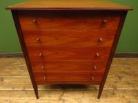 Vintage Danish Style Chest of Drawers, 1960s Mid Century Chest of Drawers (7 of 11)