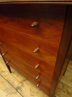 Vintage Danish Style Chest of Drawers, 1960s Mid Century Chest of Drawers (10 of 11)