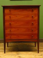 Vintage Danish Style Chest of Drawers, 1960s Mid Century Chest of Drawers (2 of 11)