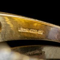 Vintage Tanzanite Diamond Ring 7.50ct Tanzanite 18ct Gold (5 of 6)