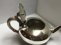 Excellent Victorian Solid Silver Teapot (9 of 9)