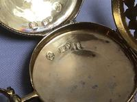 Excellent Silver Gilt Vinaigrette (4 of 7)
