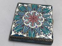 Excellent Russian Silver & Enamel Box (2 of 9)