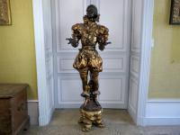 Venetian Blackamoor Statue
