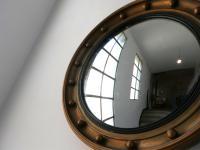 Antique English Convex Mirror (4 of 5)