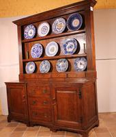 18th Century Oak Dresser (3 of 7)
