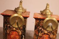 Pair of Louis XV Candlesticks 18 Century (6 of 10)