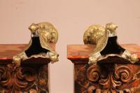Pair of Louis XV Candlesticks 18 Century (7 of 10)