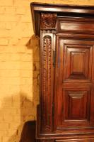 Renaissance End 16th Century French Cabinet in Walnut (6 of 7)