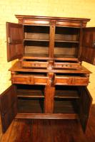 Renaissance End 16th Century French Cabinet in Walnut (4 of 7)