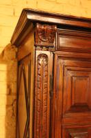 Renaissance End 16th Century French Cabinet in Walnut (5 of 7)
