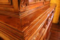 Renaissance End 16th Century French Cabinet in Walnut (7 of 7)
