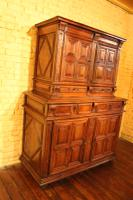 Renaissance End 16th Century French Cabinet in Walnut (2 of 7)