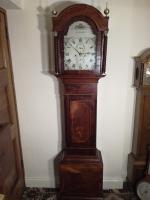 Longcase Clock by Thos. Newsom of Totenham