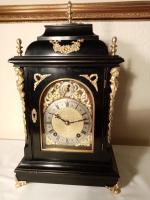Ebonised Quarter-Striking W&H Bracket Clock c.1890