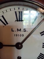 "8"" LMS Railway Clock (4 of 5)"