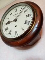 "8"" LMS Railway Clock (5 of 5)"