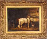 William Shayer Snr. Oil on Canvas
