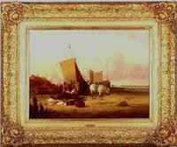 William Shayer Snr Oil Painting