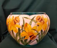 Wemyss Ware Daffodil Pattern Jardiniere (4 of 4)