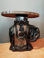 Italian Elephant Seat Table