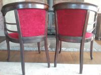 Pair of Edwardian Tub Chairs (2 of 4)