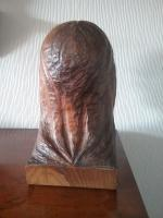 Native American Indian Wooden Carving (4 of 4)