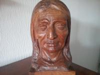 Native American Indian Wooden Carving (3 of 4)